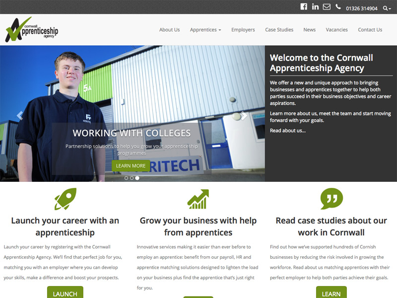 Cornwall Apprenticeship Agency