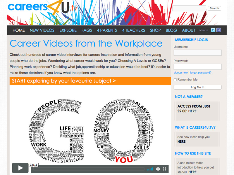 Careers4u.tv